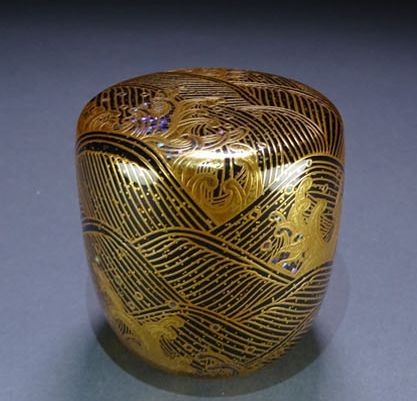 japanese gold lacquer,makie5-134