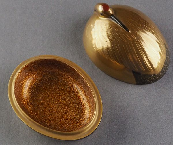 2-131japanese gold lacquer,makie