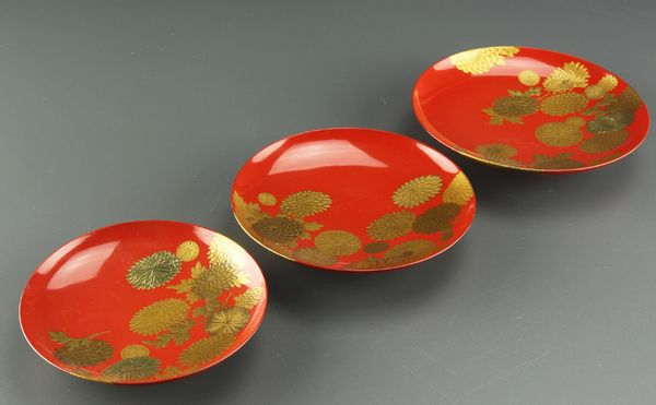 2-182japanese gold lacquer,makie
