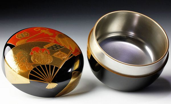 japanese gold lacquer,makie4-196