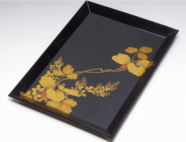 japanese gold lacquer,makie4-23