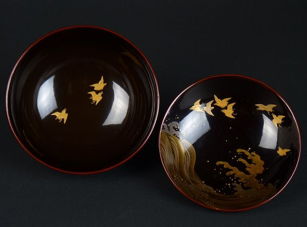 japanese gold lacquer,makie4-97
