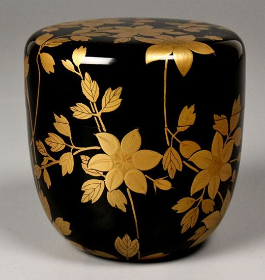 japanese gold lacquer,makie4-296