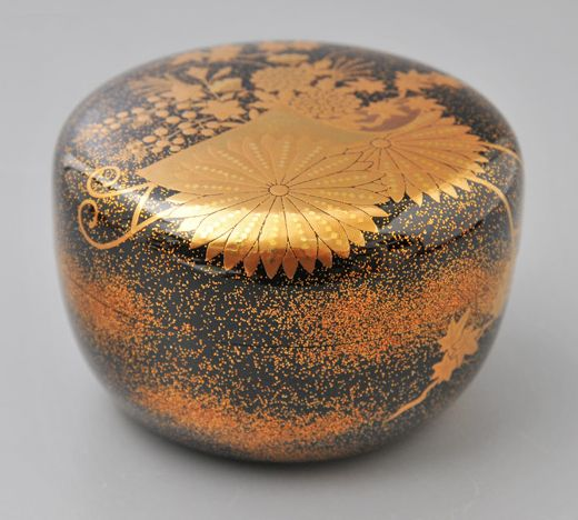 2-187japanese gold lacquer,makie