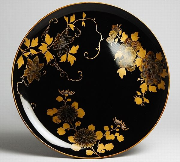 japanese gold lacquer,makie4-297