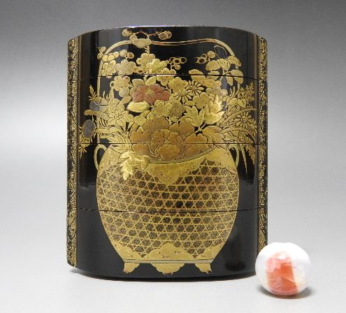 2-64japanese gold lacquer,makie