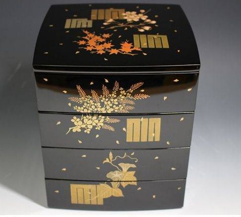 japanese gold lacquer,makie5-17