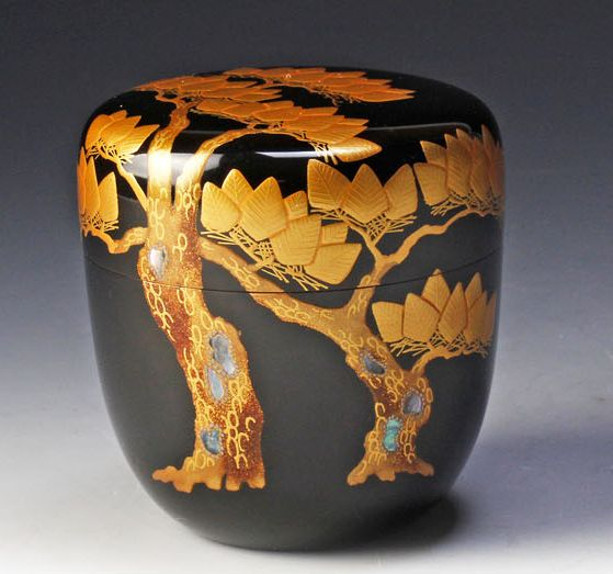 japanese gold lacquer,makie4-274