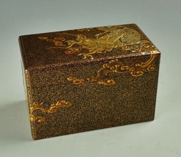 japanese gold lacquer,makie4-100