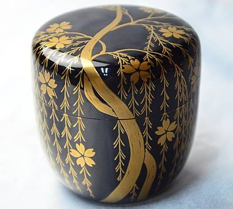 2-145japanese gold lacquer,makie