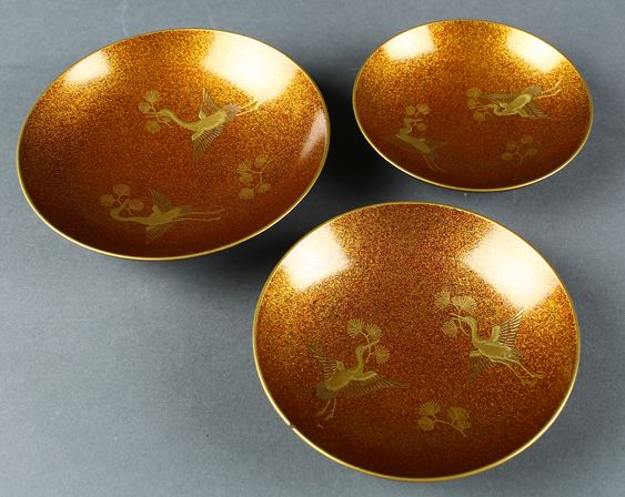 2-270japanese gold lacquer,makie