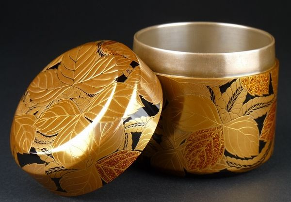 2-77japanese gold lacquer,makie