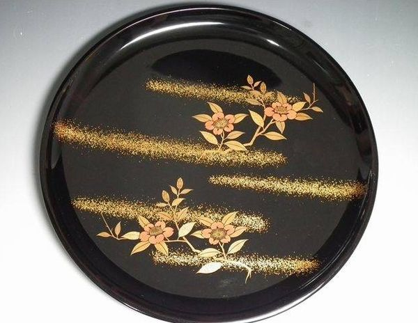 japanese gold lacquer,makie4-169