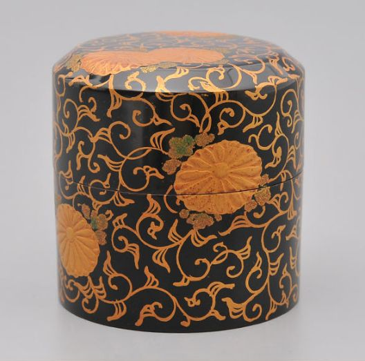 japanese gold lacquer,makie4-104