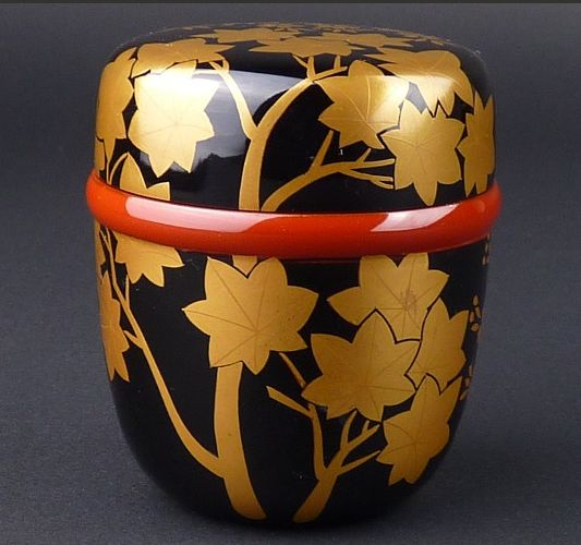 japanese gold lacquer,makie4-242