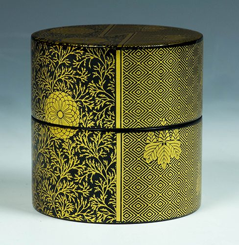 japanese gold lacquer,makie4-306