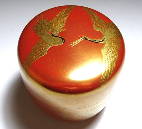 2-72japanese gold lacquer,makie