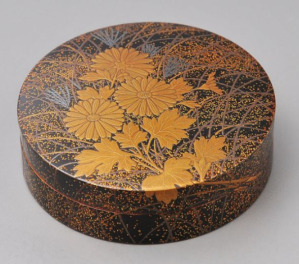 2-25japanese gold lacquer,makie