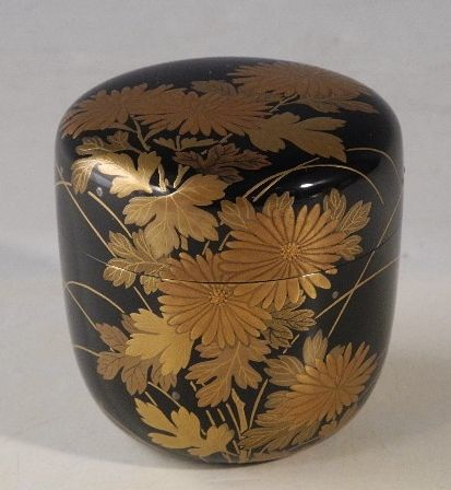 2-296japanese gold lacquer,makie