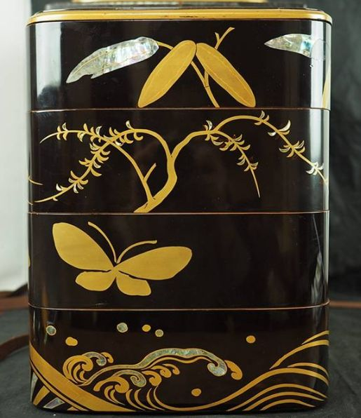 2-200japanese gold lacquer,makie