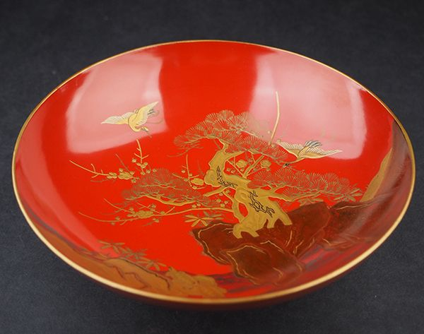 2-157japanese gold lacquer,makie