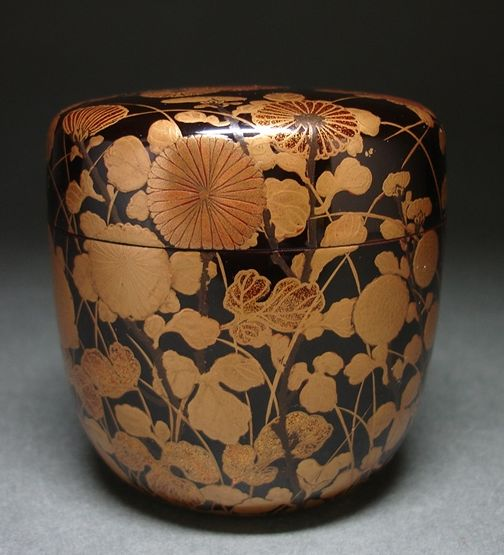 japanese gold lacquer,makie4-153