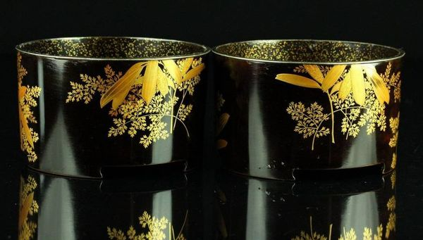 japanese gold lacquer,makie4-13
