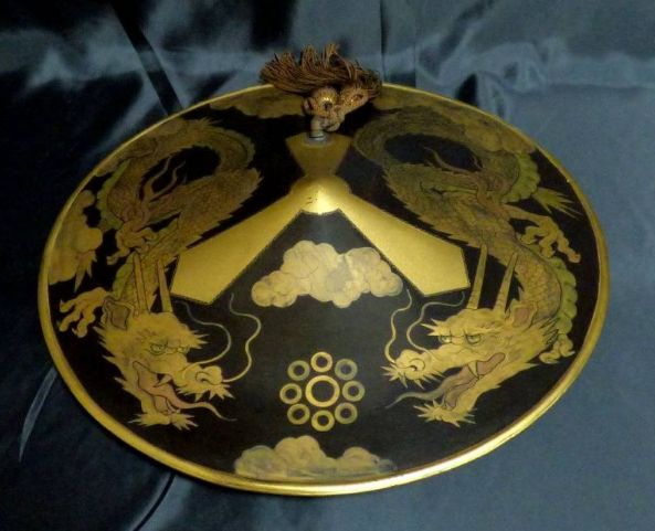 2-3japanese gold lacquer,makie