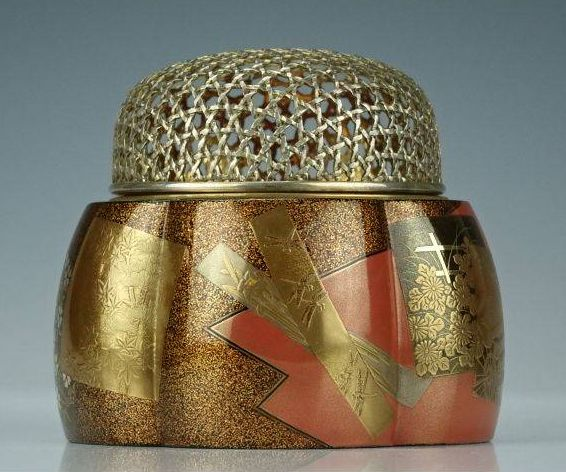 japanese gold lacquer,makie4-113