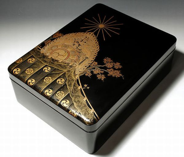 japanese gold lacquer,makie4-114