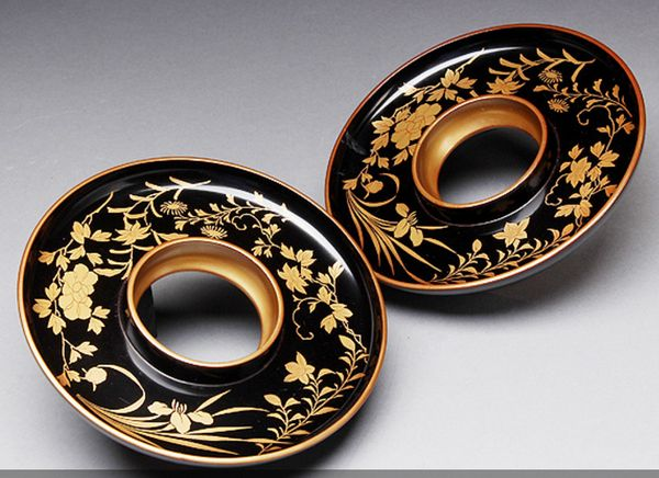japanese gold lacquer,makie5-59