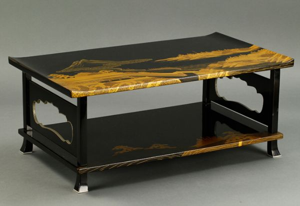 japanese gold lacquer,makie4-313