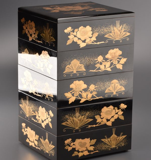 2-300japanese gold lacquer,makie