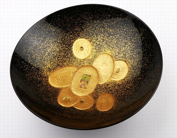 japanese gold lacquer,makie4-314