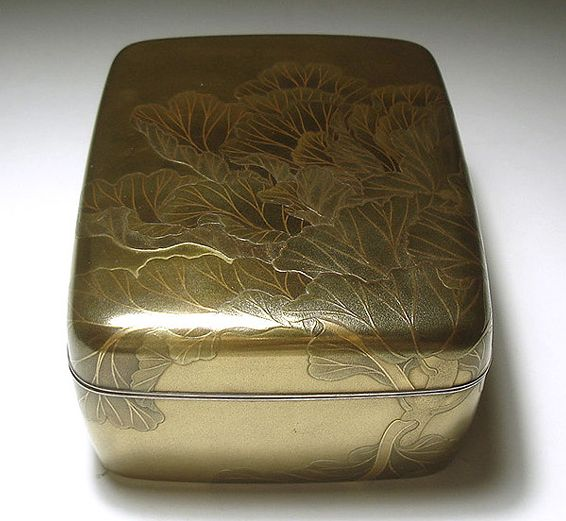 japanese gold lacquer,makie4-252