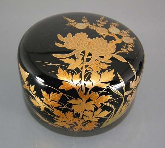 japanese gold lacquer,makie5-167