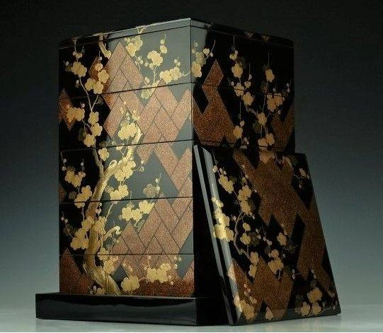 japanese gold lacquer,makie4-119
