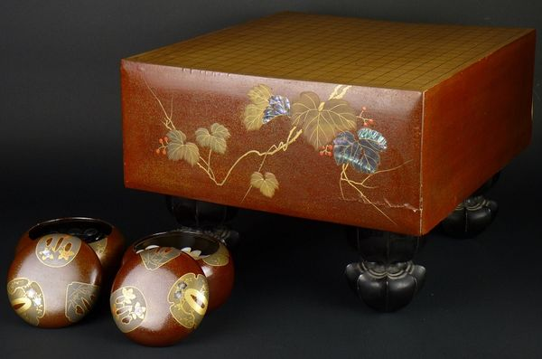 2-306japanese gold lacquer,makie