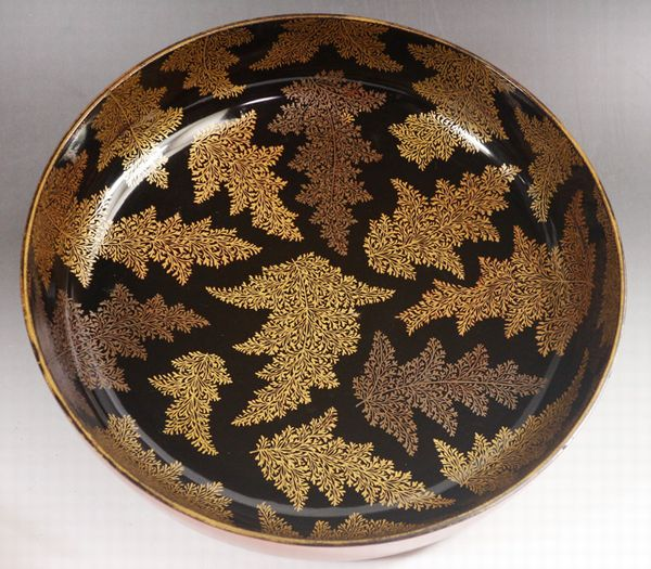 2-307japanese gold lacquer,makie
