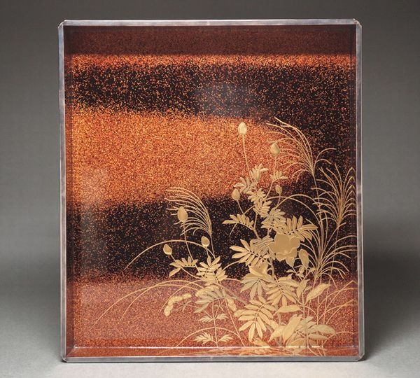 japanese gold lacquer,makie4-87