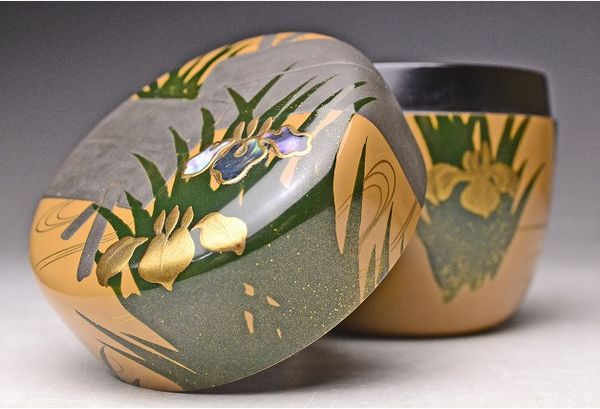 japanese gold lacquer,makie4-14