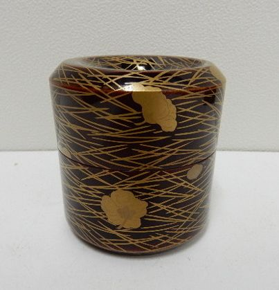 2-272japanese gold lacquer,makie