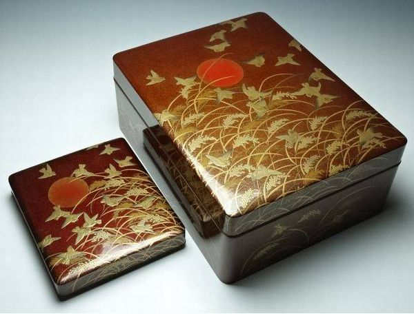japanese gold lacquer,makie4-115