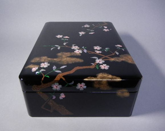 japanese gold lacquer,makie4-327