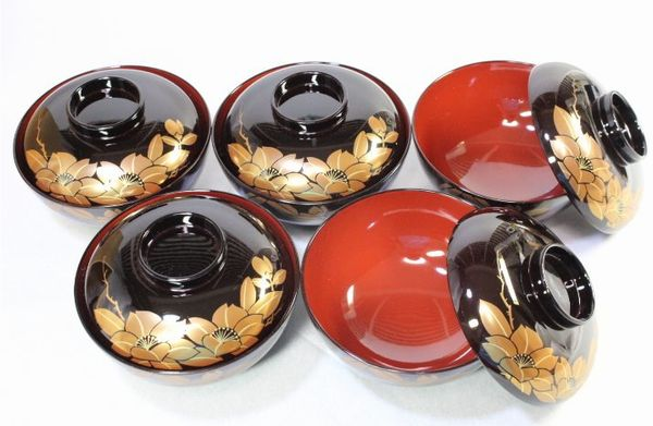 2-217japanese gold lacquer,makie
