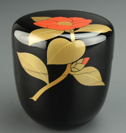 2-43japanese gold lacquer,makie