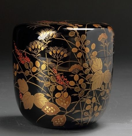 2-44japanese gold lacquer,makie
