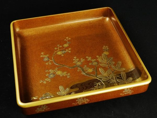 japanese gold lacquer,makie4-123
