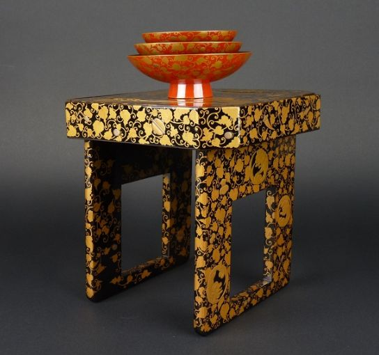 2-99japanese gold lacquer,makie