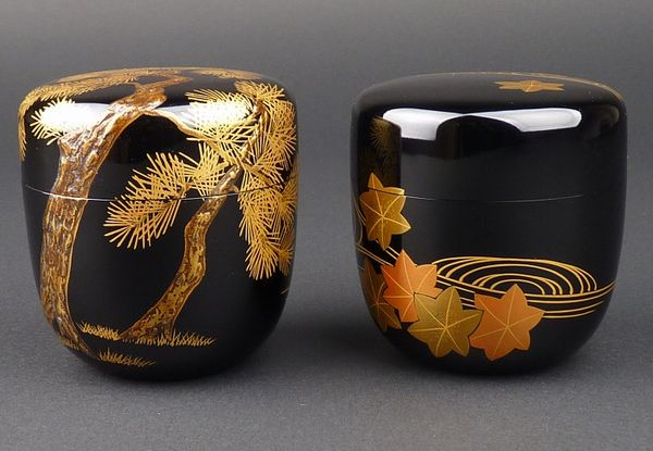 japanese gold lacquer,makie5-78